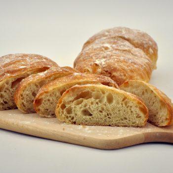 Duona Čiabata 300g.
