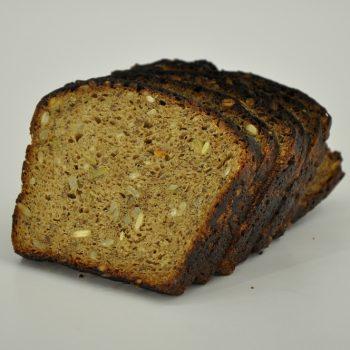 Duona rūginis moliūgėlis 300g.