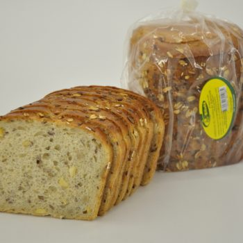 Duona Sveikuolių su žirniais 300g.