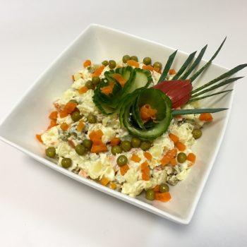 Salotos Daržovių