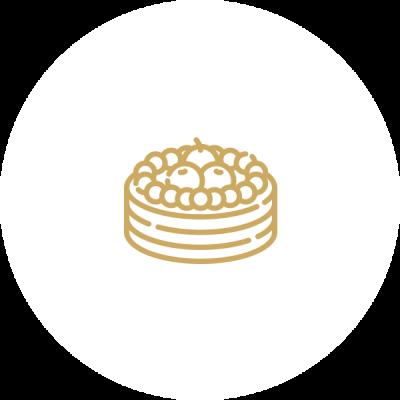 Pyragas Morkų ir apelsinų skonio