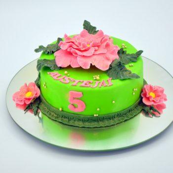 Tortas Gėlytės