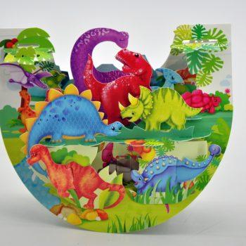 Atvirukas Dinozaurai