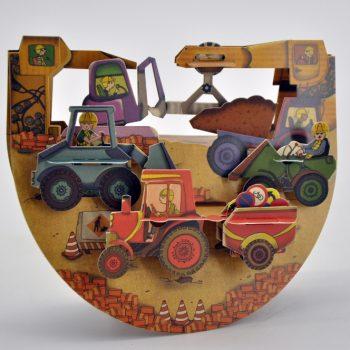 Atvirukas Traktoriai