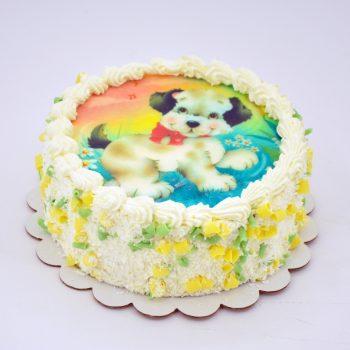 "Tortas ""Persikėlis"""